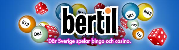 Vad är Bertil Casino?