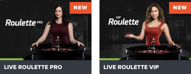 Ninja Casino Live Roulette