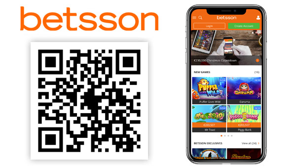 Betsson Mobile Casino App