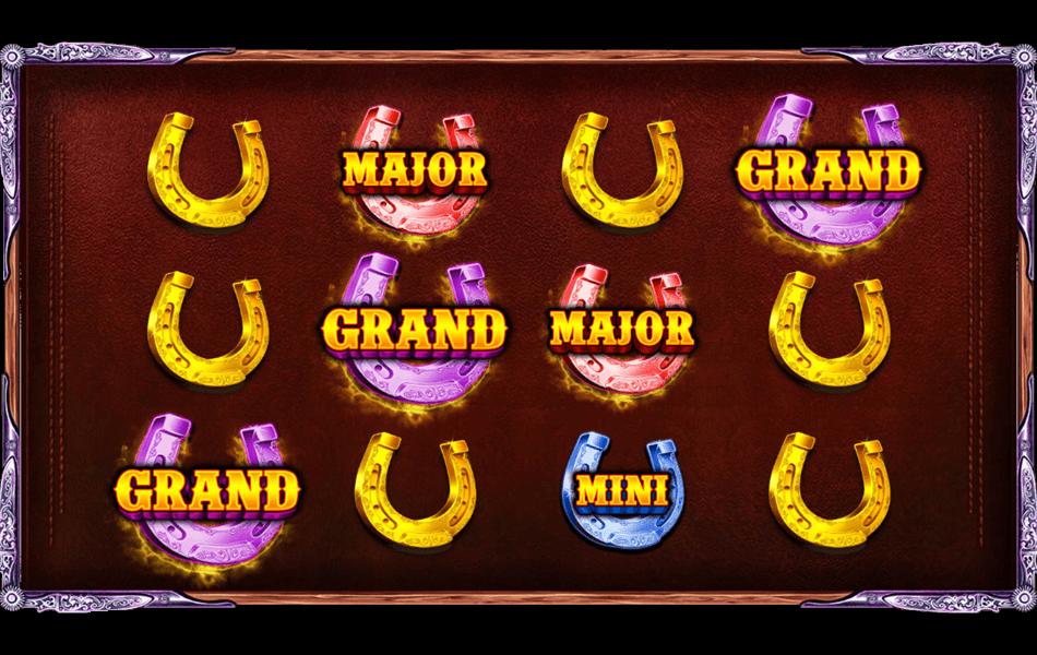 Jackpot Game Mustang Gold Slot